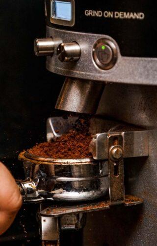 Misja: ekspres do kawy