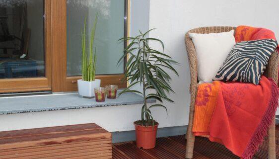Jak zaaranżować balkon na lato?