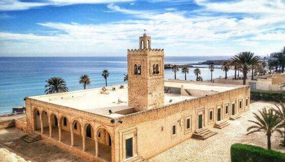 Budynek w tunezji